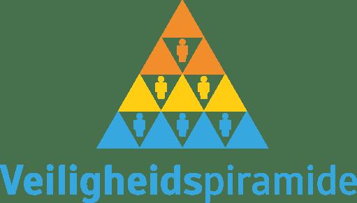 Veiligheidspiramide logo